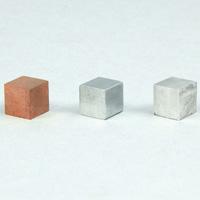 密度測定用体[立方体] 重さ 理科 実験 学校 教材 夏休み 自由研究 小学生