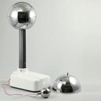 静電高圧発生装置 バンデグラーフ 実験 静電気 理科 学校教材 観察 自由研究 夏休みの宿題