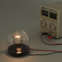 エジソン電球キット 電気 理科 化学 科学 実験キット セット 夏休み 自由研究 小学生 中学生 学校教材 おもしろ