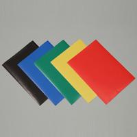タック色紙 A5 5色セット 図工 工作 美術 学校教材 画材