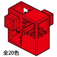 アーテックブロック部品 ブロック おもちゃ アーテックブロック ハーフA 単品 8pcsセット 日本製 ゲーム 玩具 レゴ・レゴブロックのように遊べます パーツ