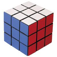 6面立体パズル 53mm角 無地 ルービックキューブ