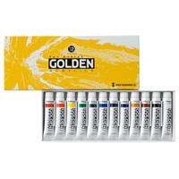 T GAL 11ml 12色スクールセット 絵具 絵 画材 図工 美術 学校教材 スケッチ 趣味