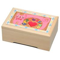 カジュアルBOX 工作 BOX 手作り 箱 小学生 夏休み 冬休み 宿題 自由研究 クリスマスプレゼント