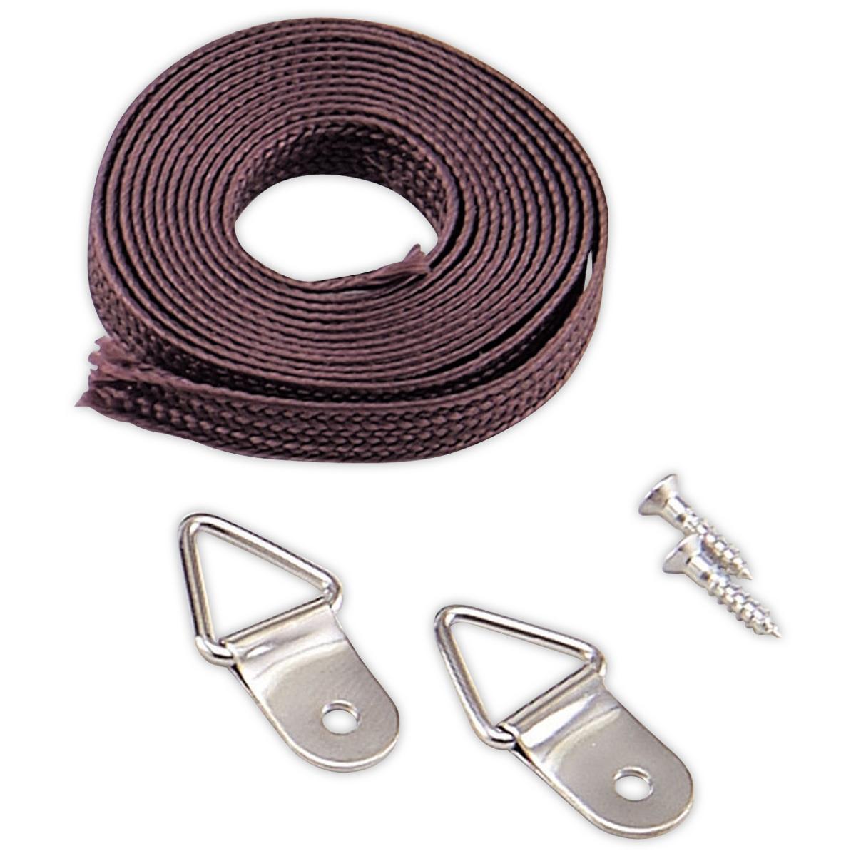 吊金具 ひもセット[F4〜F6用]小 吊り金具 工作 教材 材料 図工 学習教材 アーテック クリスマスプレゼント