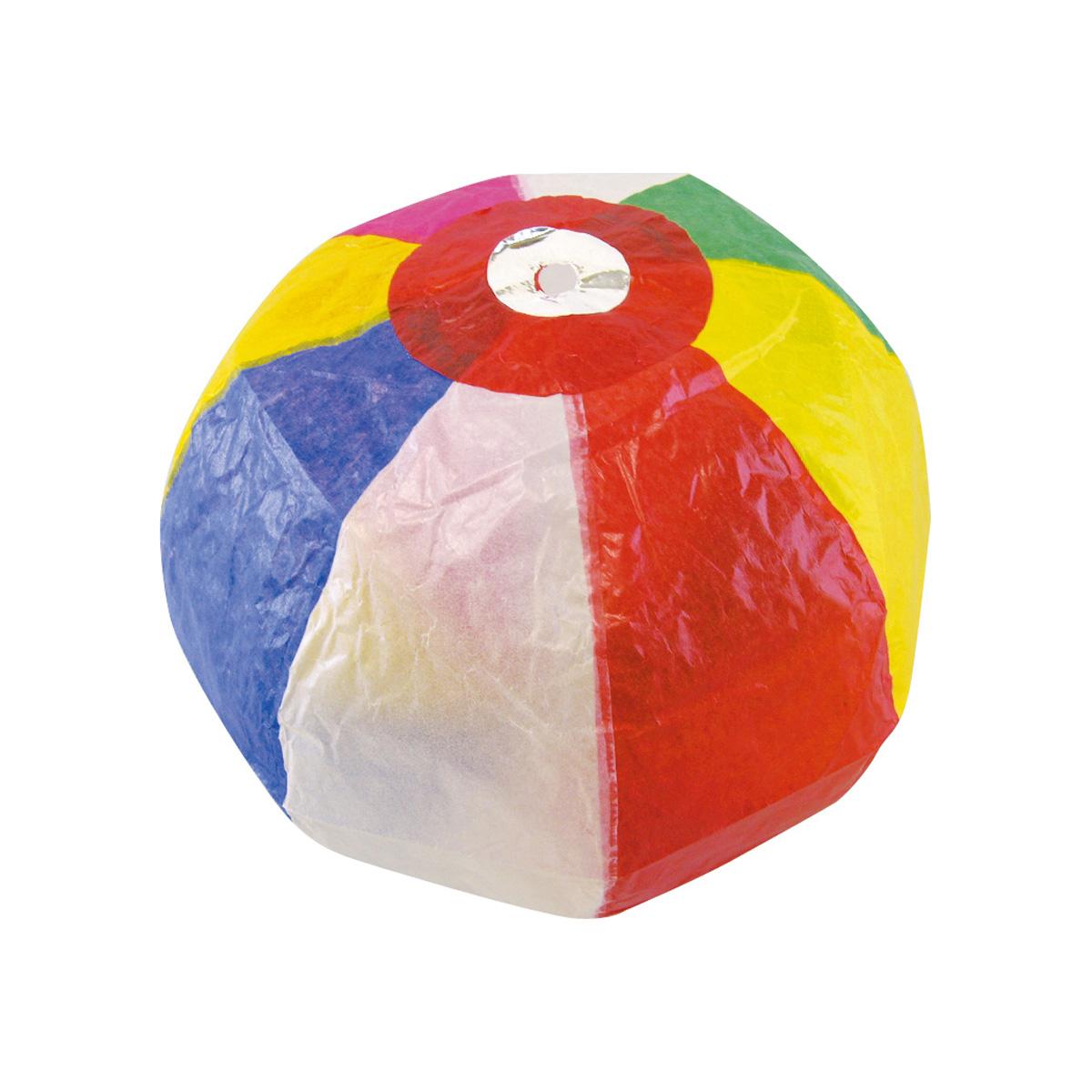 紙風船 16cm かみふうせん 昔あそび 知育玩具 教育 幼児 おもちゃ