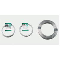 アルミ線 37m巻 φ2.5mm アルミ線 知育 教育教材 福祉 φ2.5mm 教材 素材 針金 カラーワーヤー