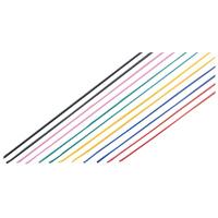 カラーワイヤー 6色 12本組 ワイヤー 工作 教材 材料 学習教材 理科 アーテック クリスマスプレゼント