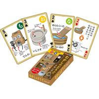 むかしのどうぐトランプ カード ゲーム クリスマスプレゼント