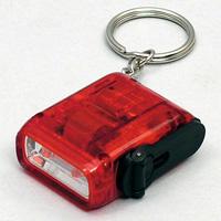 小型発電チャージライト アーテック ライト ミニライト キーホルダー 発電 エコ クリスマスプレゼント