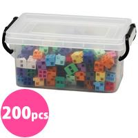 アーテックブロック ブロック おもちゃ メッセージベーシックセット 200pcs 076525 アーテック 日本製 POP ボード メッセージ 展示 レゴ・レゴブロックのように自由に遊べます