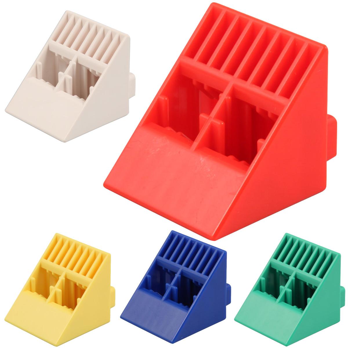 アーテックブロック L ブロック おもちゃ 三角単品 6ピースセット(1色) 日本製 ゲーム 玩具 レゴ・レゴブロックのように自由に遊べます クリスマスプレゼント