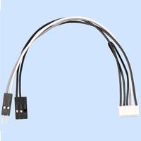 ブルートゥースRBT-001接続コード 4芯15cm 086884 アーテック 知育 プログラミング 科学実験 Studuino スタディーノ bluetooth