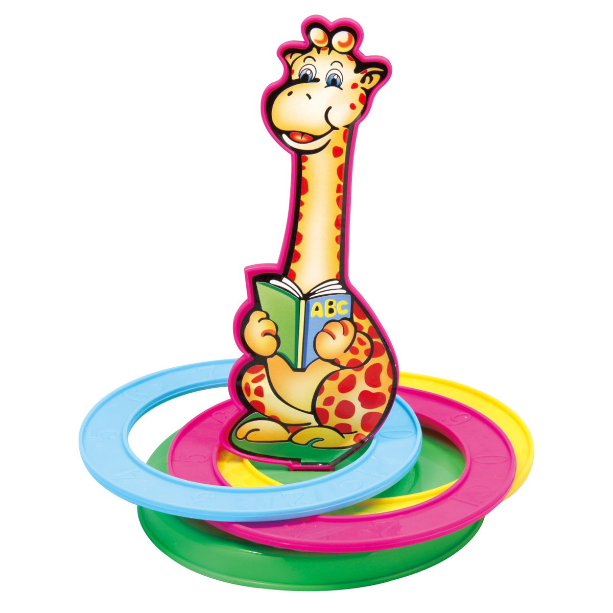 どうぶつわなげ アーテック 知育玩具 輪投げ おもちゃ 幼児 クリスマスプレゼント