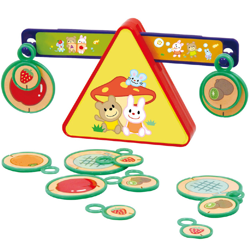 キッズスタディ フルーツ てんびん アーテック 知育玩具 幼児 勉強 子供 キッズ クリスマスプレゼント
