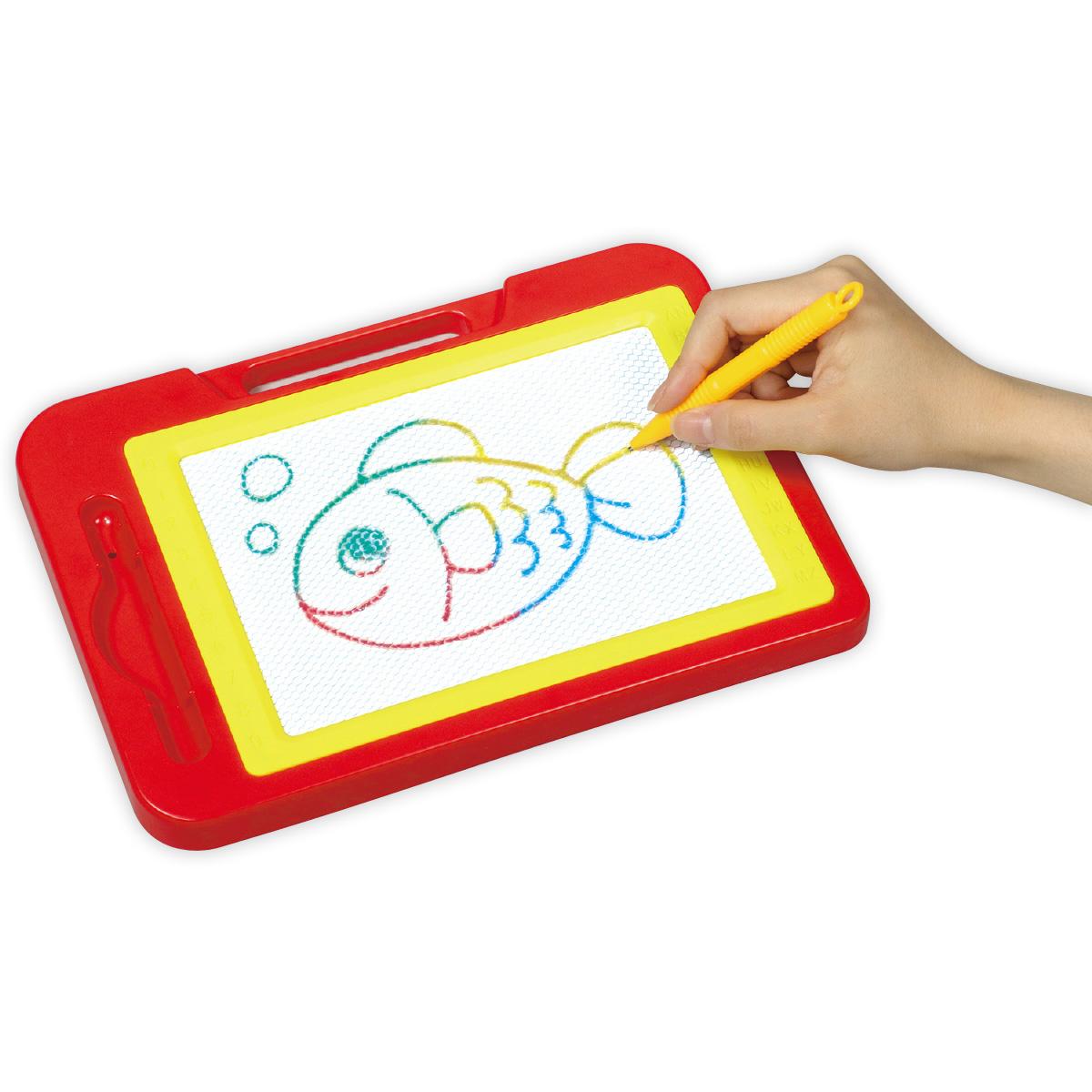 カラフル お絵かき ボード アーテック 玩具 幼児 キッズ 子供 おもちゃ 知育玩具 らくがき クリスマスプレゼント