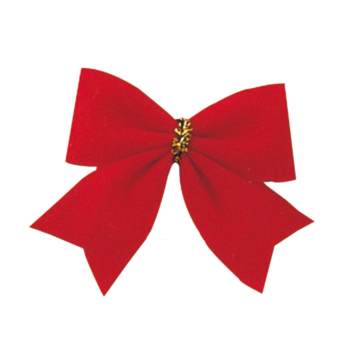 赤い リボン 12コ[リボン幅25mm] アーテック クリスマス 飾り ツリー クリスマス 飾り オーナメント キッズ 子供 幼児