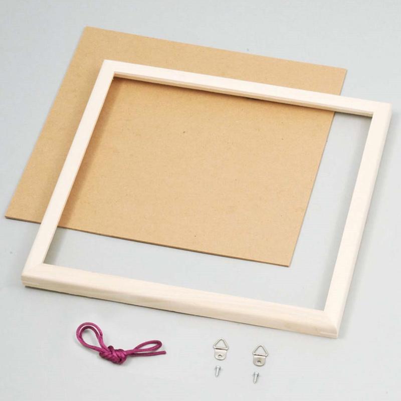 白彫板用額縁 額縁 工作 美術 学習教材 画材