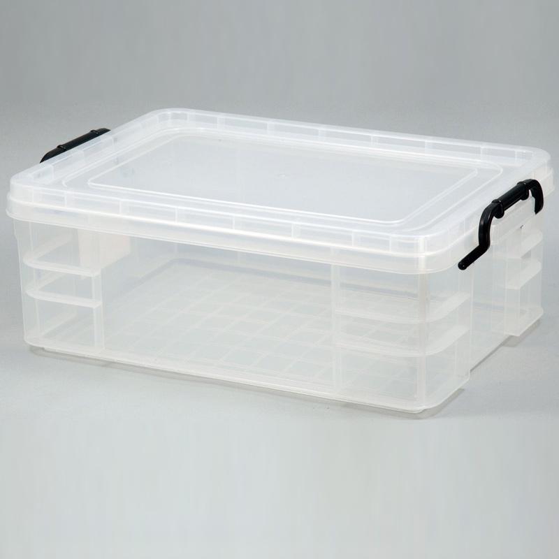 セーフティBOX 4型 収納 ケース BOX 学校 用具入れ
