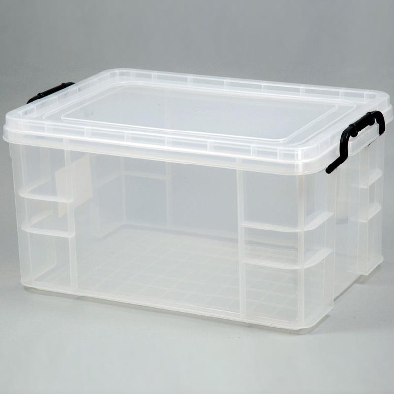 セーフティBOX 5型 収納 ケース BOX 学校 用具入れ