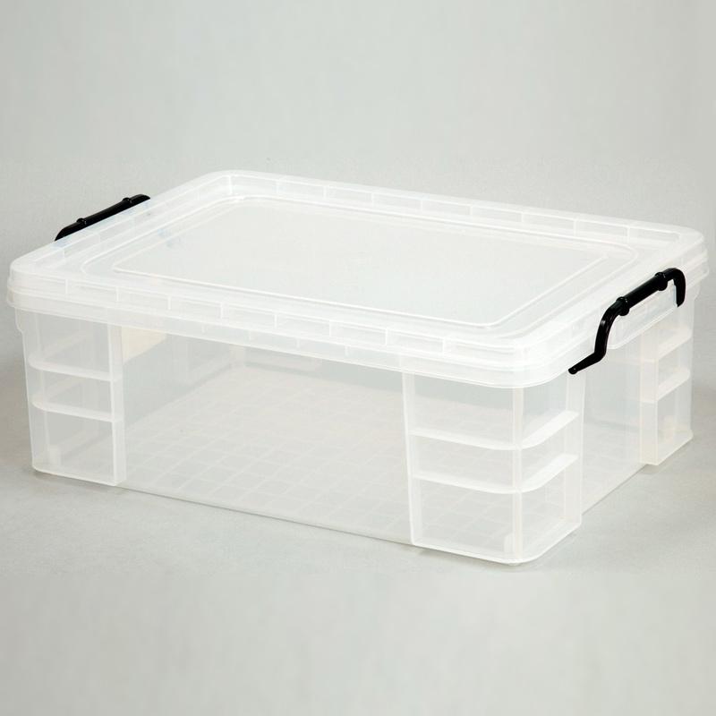 セーフティBOX 6型 収納 ケース BOX 学校 用具入れ