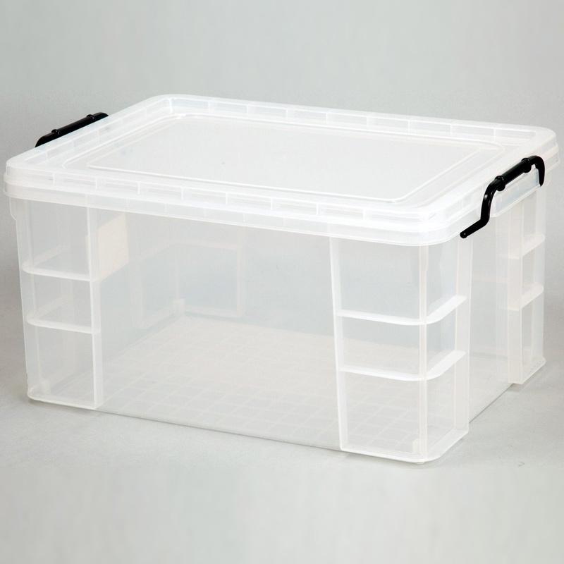 セーフティBOX 7型 収納 ケース BOX 学校 用具入れ