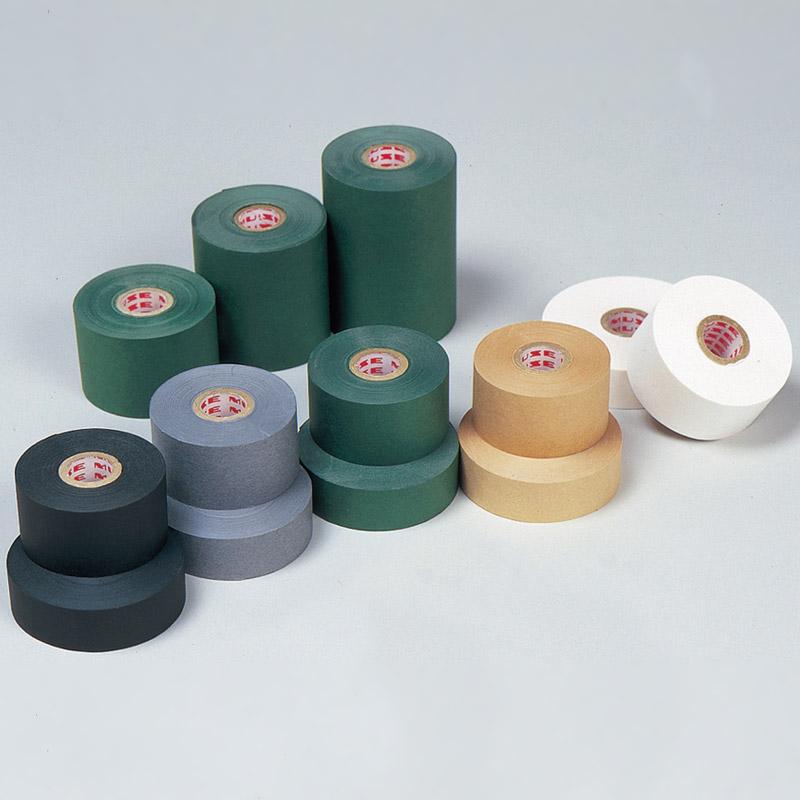 カラーテープ 水貼り 緑 25mmx50m 美術 画材 学校 教材 体育祭 文化祭 イベント