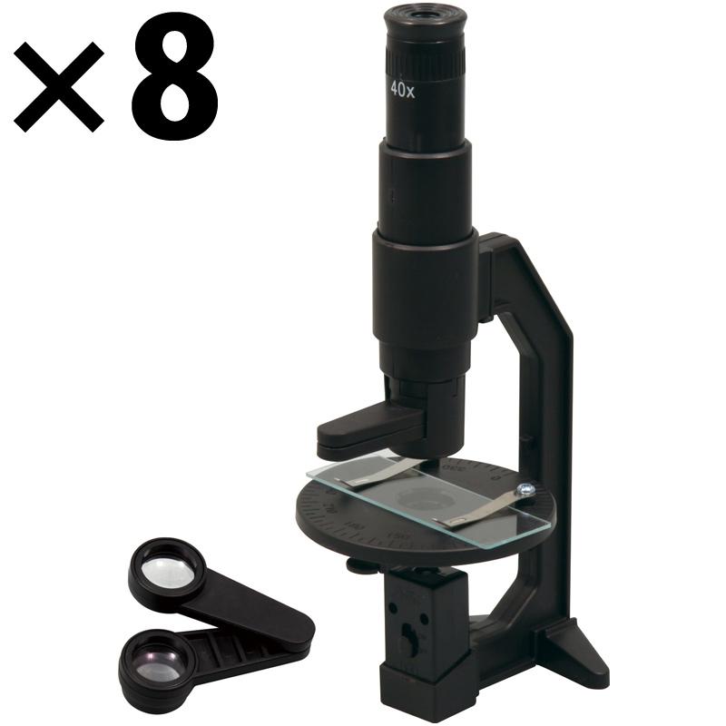 偏光 顕微鏡で地質学習8セット[ケース入] 工作 キット 理科 科学 キッズ 小学生 自由研究 夏休み 宿題 知育玩具 クリスマスプレゼント