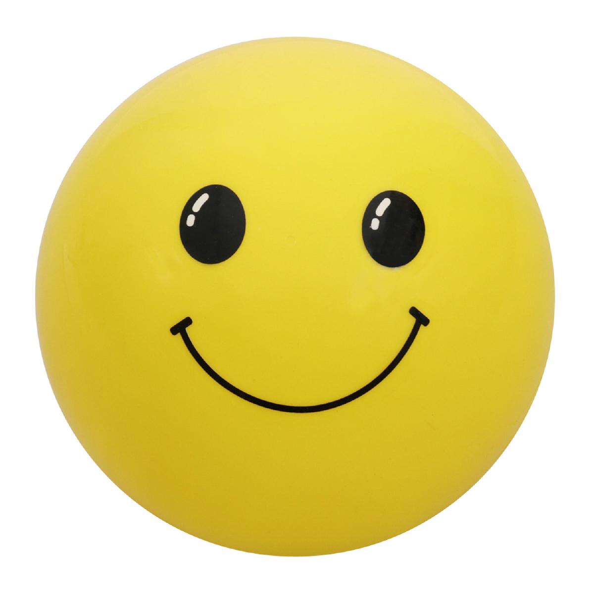 にっこり キッズボール ゴムボール 約φ12cm 玩具 おもちゃ 子供 外遊び 室内 キッズ 幼児 小学生 幼稚園 保育園 知育玩具 スマイル 顔 かわいい 男の子 女の子 クリスマスプレゼント