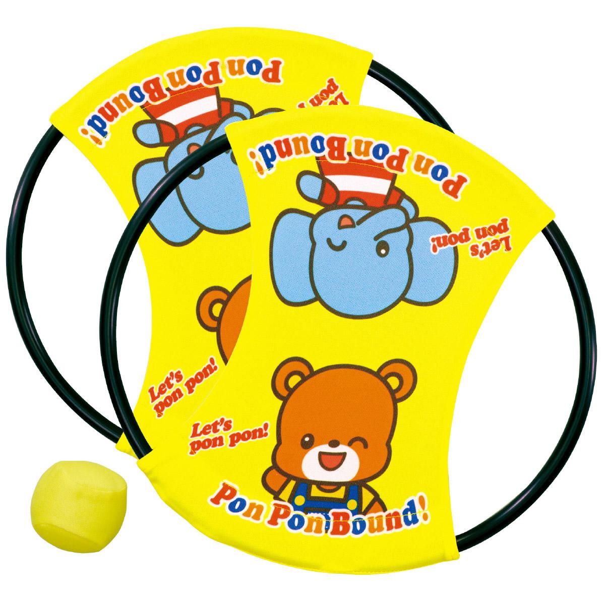 アニマルポンポンバウンド スマイル ボール 玩具 動物 幼児 ゲーム クリスマスプレゼント
