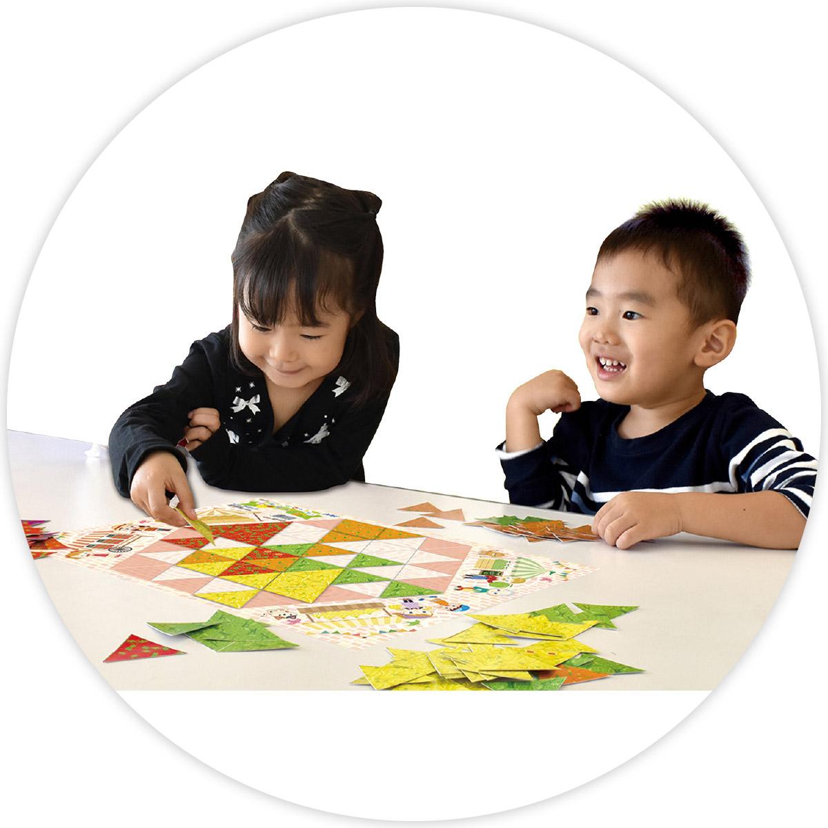 フルーツマーケット カードゲーム パズル 幼児 ゲーム フルーツタイル カードゲーム 小学生 知育 玩具 お受験 学習教材 クリスマスプレゼント