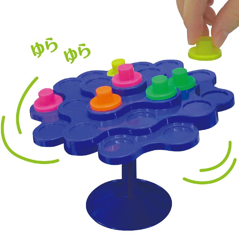 ゆらゆらバランスツリー バランスゲーム おもちゃ ゲーム 知育玩具 療育 OT 手先の訓練 作業療法 キッズ 子供 人気 レクリエーション 高齢者