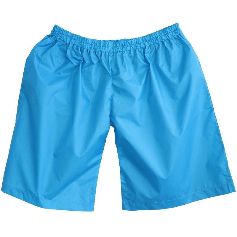 デカパン競争パンツ 青 水 体育祭ズボン 運動会 衣装 体育祭グッズ デカパンリレー クリスマスプレゼント