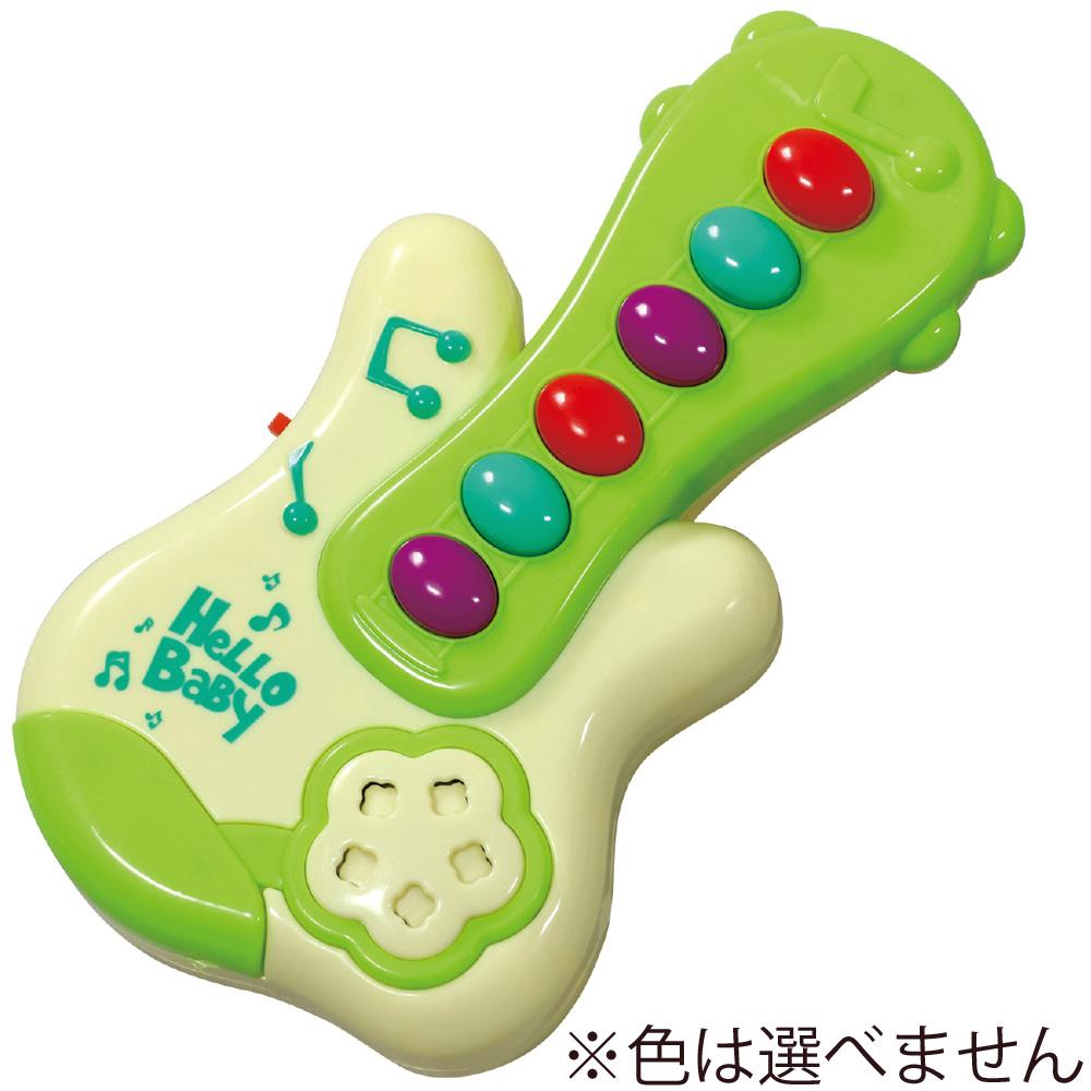 メロディギター 赤ちゃん 音 の 出る おもちゃ 楽器 知育玩具 子供 幼児 キッズ 3歳 4歳 幼稚園 保育園 歌流れる 男の子 女の子 ベビー 童謡