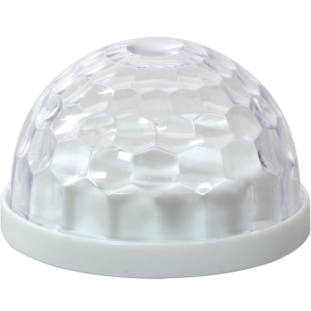 クリスタルドームランプ LEDライト インテリア 子供 照明 おすすめ おしゃれ 美術 教材 工作 卓上 照明 クリスマス クリスマスプレゼント