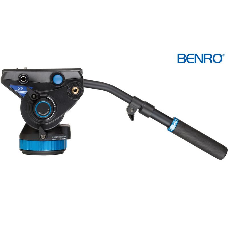 S8 プロ用 ビデオ雲台 Sシリーズ BENRO[ベンロ]