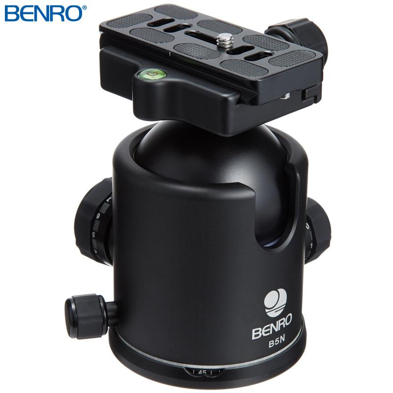 B5N Bシリーズ 自由雲台 BENRO[ベンロ] 雲台 撮影 カメラアクセサリー カメラ ビデオ用品