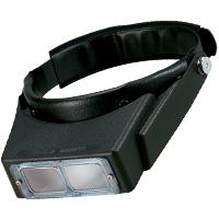 ヘッドルーペ 双眼 BM-100C 2.7倍 ヘッドバンド式 池田レンズ