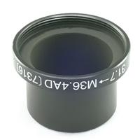 天体望遠鏡 接眼レンズ アイピースアダプター 31.7→M36.4AD 7316 BORG ボーグ 接眼レンズ アイピース カメラアクセサリー