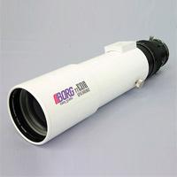 天体望遠鏡 BORG77EDII(WH) F4.3/6.6DGセット 6274 BORG 【望遠鏡 鏡筒単体 ハイスピード 広角 高性能】