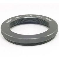 43ミリP0.75リング 7430 BORG ボーグ トミーテック カメラ レンズ アダプター タカハシ アクセサリー 変換