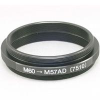 M60→M57AD 7510 BORG ボーグ トミーテック カメラ レンズ アダプター アクセサリー 変換