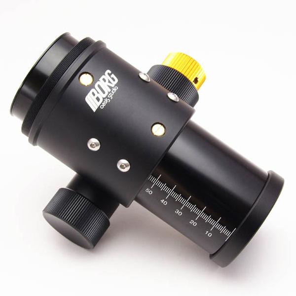 ラックピニオン接眼部 9850 BORG 天体望遠鏡 オプションパーツ 2インチ対応 高精度 ラックアンドピニオン式 天体撮影 野鳥の撮影