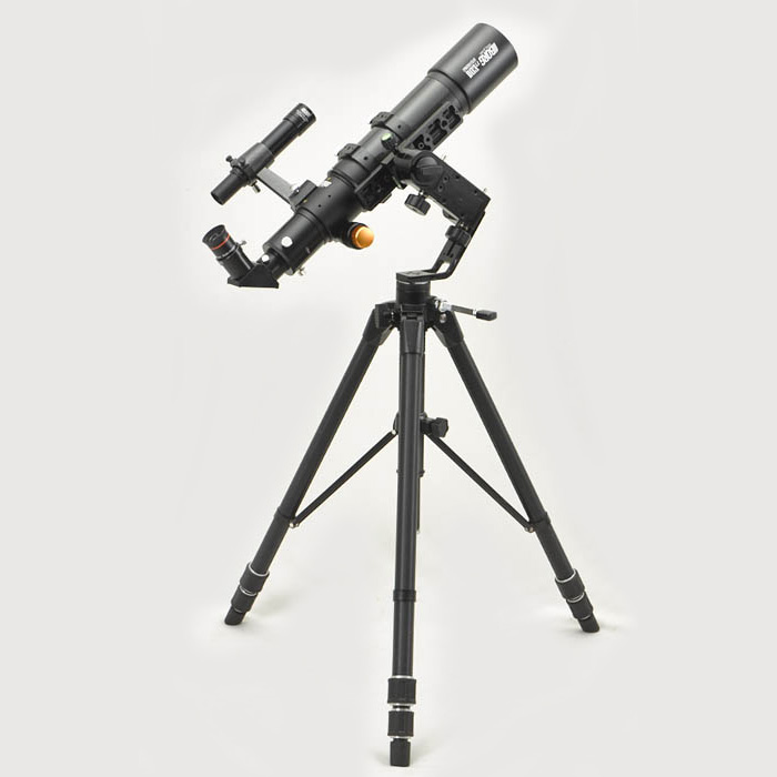 BORG77EDII天体フルセットCR 6378 BORG ボーグ 天体望遠鏡 セット 赤道儀(両軸微動)付 三脚(エレベーター式)付