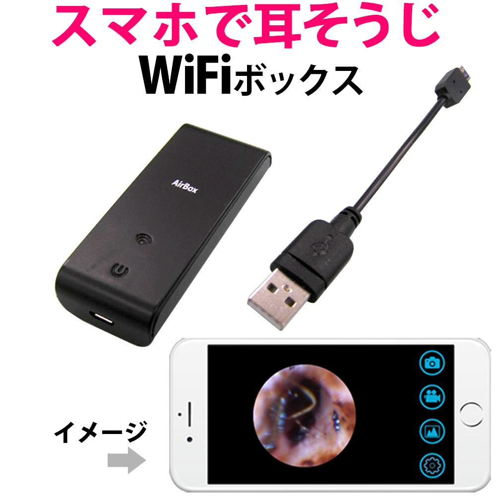 WiFiボックス コデン