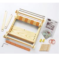 手織り機 [咲きおり] 40cm[30羽セット] 57950 クロバー 手芸用品 編み機 手織り機 咲きおり 織り機 裁縫 クローバー 趣味 ホビー 手作り