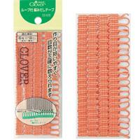 ループ付編みだしテープ 55506 クロバー 編み物 毛糸 手芸 裁縫 ソーイング用品 洋裁 ハンドクラフト かぎ編み