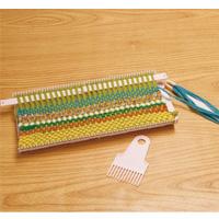 クロバー ミニ織り [ツイン] 57969 クロバー Clover 手芸 編み物 編み機 ニット クロバー おもちゃ