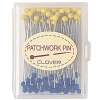 パッチワーク待針 57303 クロバー まち針 手芸 裁縫 ソーイング用品 洋裁 ハンドクラフト