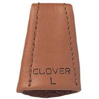 皮シンブル[ソフト]L 57341 クロバー 指ぬき 手芸 裁縫 ソーイング用品 洋裁 ハンドクラフト